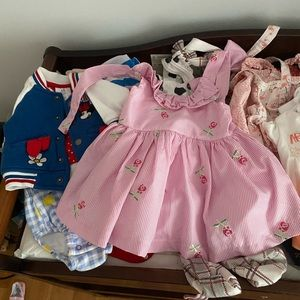 10 for $40 Baby girl mystery boxes NB to 6 months!